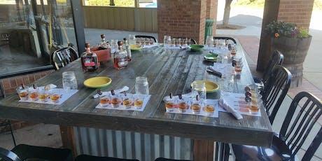 2nd Finish Bourbon/Rye Dinner tickets