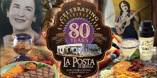 La Posta 80th Birthday Fiesta