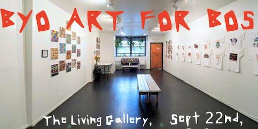 BYO Art for Bushwick Open Studios!