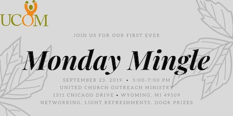 Monday Mingle Free Networking Event tickets