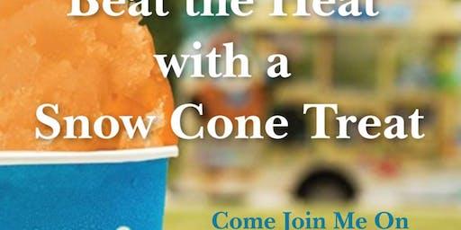 Free Snow Cone Treat