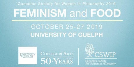 CSWIP Conference: Feminism and Food tickets
