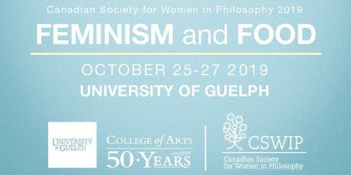 CSWIP Conference: Feminism and Food