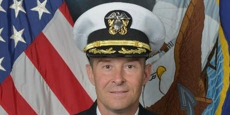 Daniel Island Community Speakers Series with USN Captain Kevin Byrne tickets