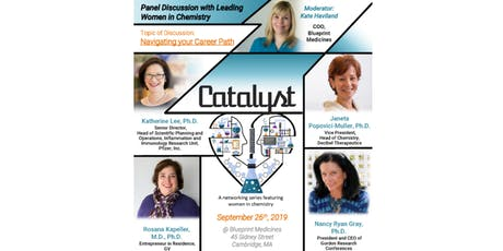 CATALYST II: Navigating Your Career Path tickets