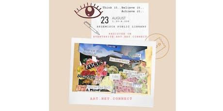 Art. Net. Connect. tickets