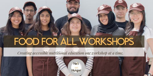 Food for All Workshops
