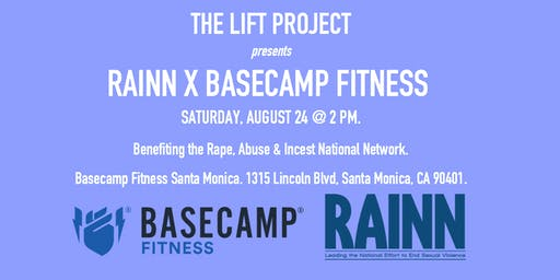 The Lift Project: RAINN x Basecamp Fitness