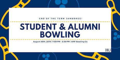 Herzing University Student & Alumni Bowling tickets