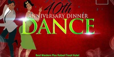 Jersey Ski & Sports 40th Anniversary Dinner Dance