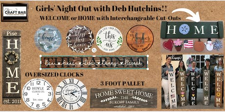 *PRIVATE EVENT - INVITE ONLY* GIRLS' NIGHT OUT WITH DEB!  tickets