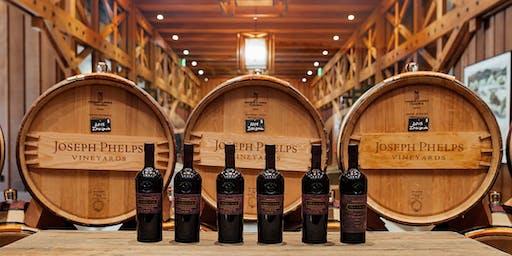 Wines of JOSEPH PHELPS - Napa Valley Icon - Oakridge