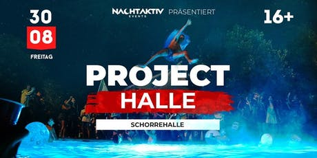 PROJECT HALLE Tickets