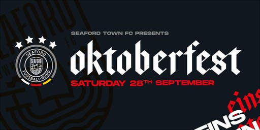 Oktoberfest 2019 at Seaford Town Football Club