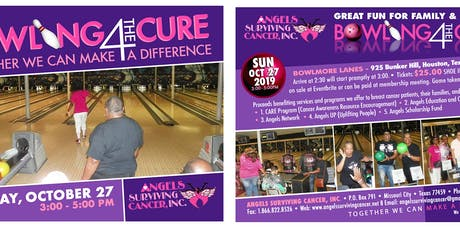 """ASC  """"Bowling for the Cure 2019"""" tickets"""