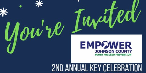 Empower Johnson County's 2nd Annual KEY Celebration