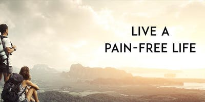 Suffering From Pain? FREE Pain Clinic Presented by IMfit Health Innovations