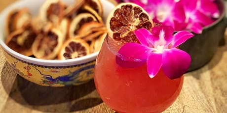 Drunken Tiki Tuesday's at Drunken Dragon tickets