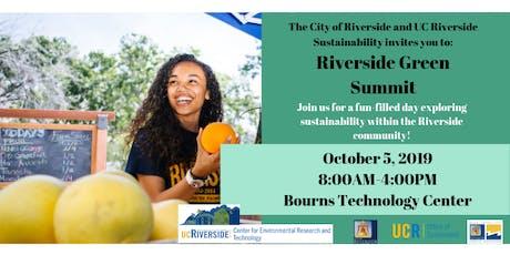 Riverside Green Summit tickets