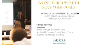 MONEY, A WOMAN'S WAY:  Invest. Build Wealth. Slay Your...
