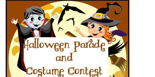 Morrison Halloween Parade & Costume Contest 2019