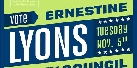 Ernestine Lyons for Harper Woods Campaign Fundraiser  tickets