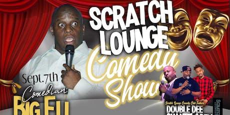Scratch Lounge Comedy Club tickets