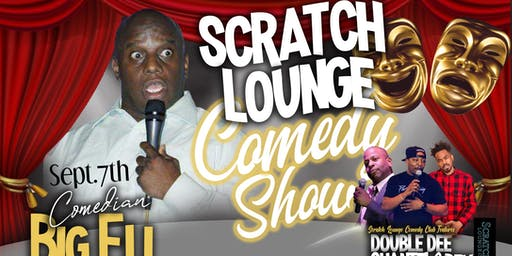 Scratch Lounge Comedy Club