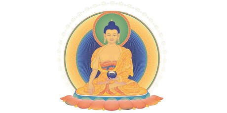 The Blessing Empowerment of Buddha Shakyamuni  billets