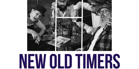 New Old Timers | Dimensions in Jazz Concert tickets