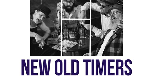 New Old Timers | Dimensions in Jazz Concert