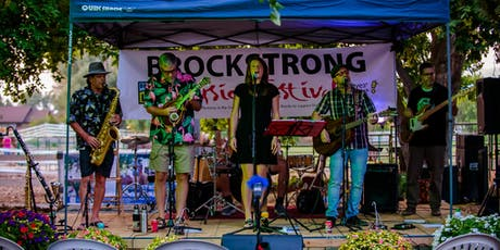 BrockStrong Music Festival 2019 tickets