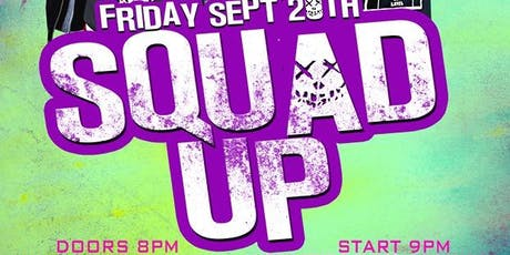 Hoodslam - SQUAD UP tickets