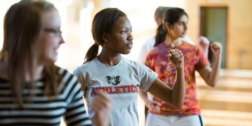 SASS 1: High School/College Self Defense