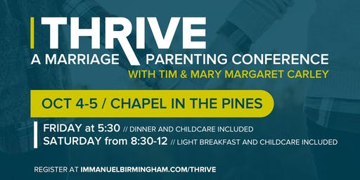 THRIVE: A Marriage & Parenting Conference