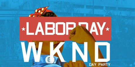 Labor Day weekend day party on the rooftop tickets
