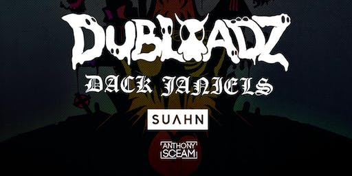 10.09: The House of Ghosts Tour ft. Dubloadz, Dack Janiels
