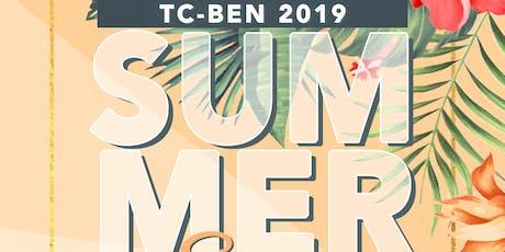 TC-BEN Summer Soiree - 2019 tickets