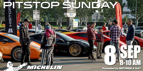 PITSTOP SUNDAY tickets