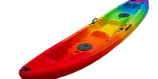 Pride Paddle to Parliament