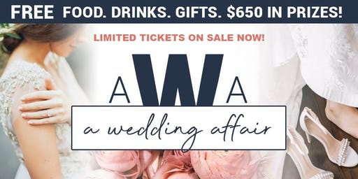 A Wedding Affair - An Alternative Wedding Showcase