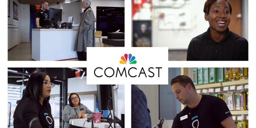 Comcast Hiring Event | Retail Sales Consultants | Brighton