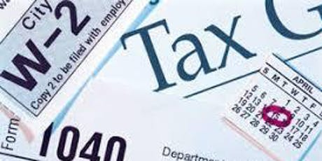 Taxes in Retirement Workshop tickets