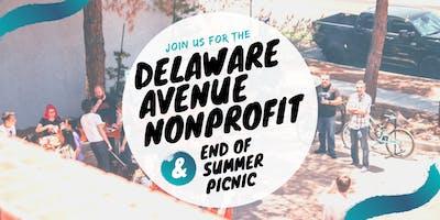 Delaware Avenue Nonprofit End of Summer Picnic