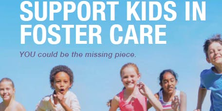 Foster Care- Get Involved