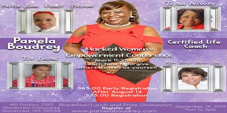 Marked Women's Empowerment Conference tickets