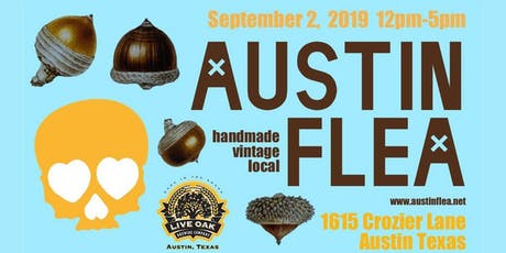 Labor Day Party with the Austin Flea & Live Oak Brewing tickets