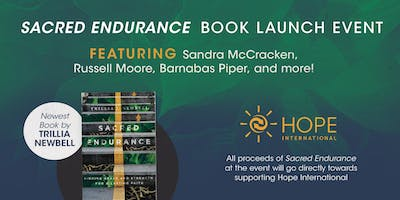 Sacred Endurance Book Launch