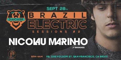 Brazil Electric Sessions #2 - Nicolau Marinho tickets