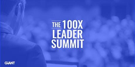 MRE|AP 100X Leader Summit tickets